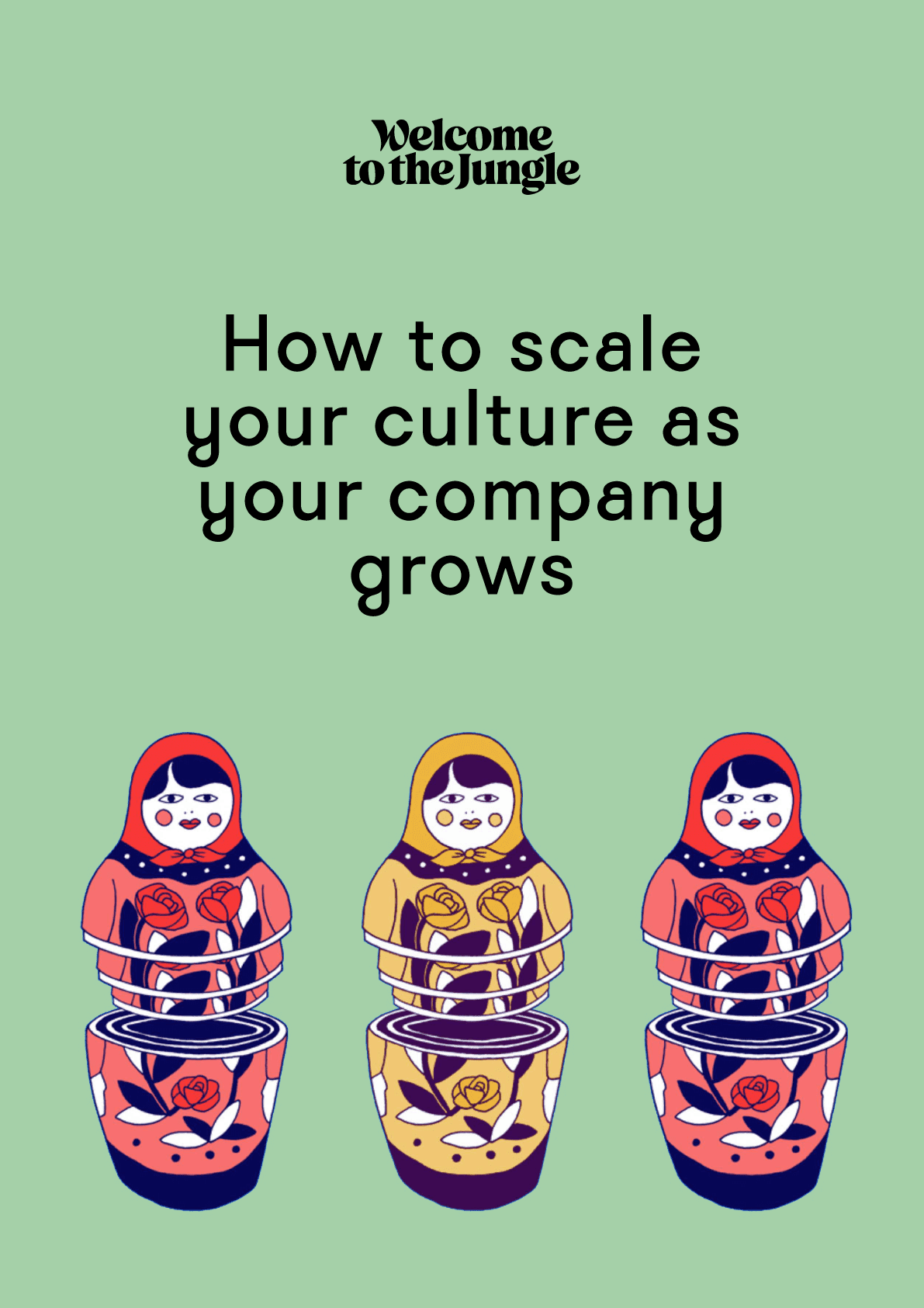 How to scale your culture as your company grows