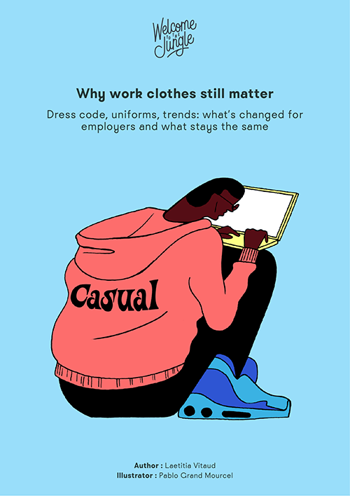 Why work clothes still matter